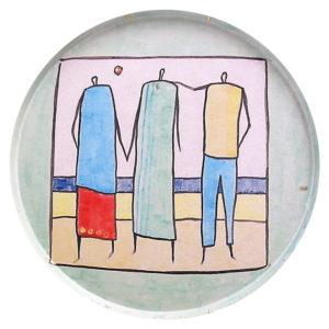 ordre de céramique artisanale