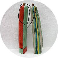Bandejas y Fuentes de cerámica