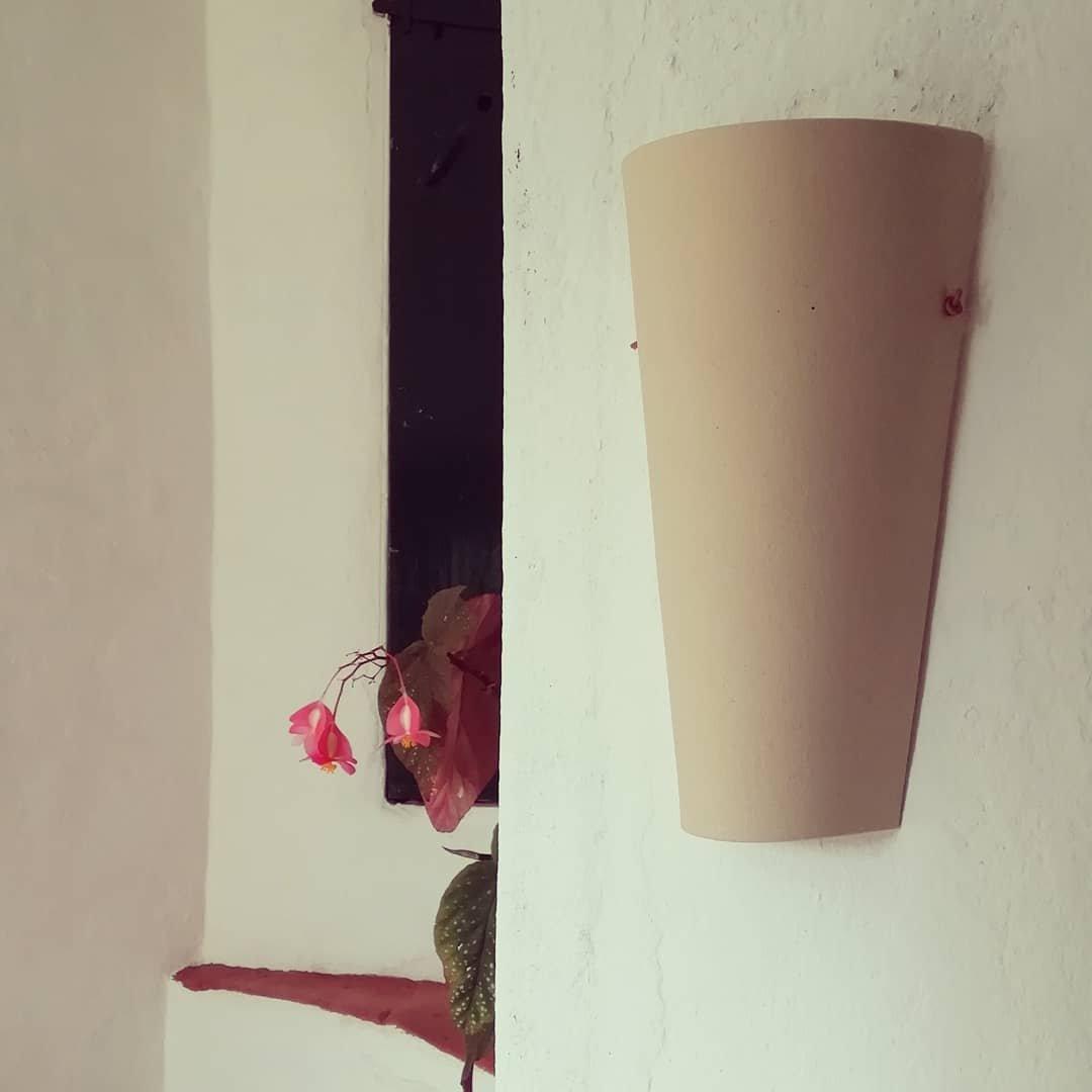 Apliques de cerámica para pared – Interior/Exterior