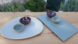 Diseño de vajilla de ceramica personalizado