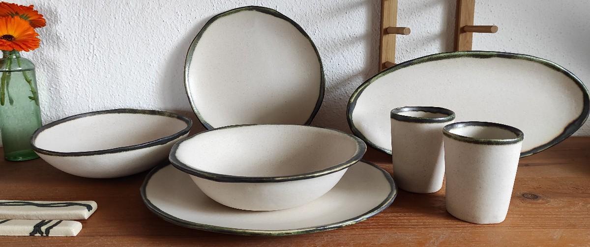 Neue Kollektionen | Handwerkliche Keramik